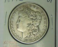 1879-S Morgan Silver Dollar Reverse of 1878-S VF San Francisco Mint (81519)