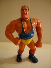 WWF WWE HASBRO SIMBA WENTOYS WRESTLING FIGURE AX DEMOLITION MAN USED