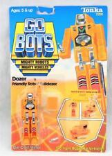 New listing Vintage Tonka Go-Bots Dozer Mosc Sealed