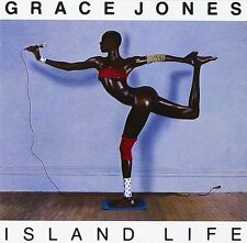 GRACE JONES: ISLAND LIFE GREATEST HITS CD THE VERY BEST OF / NEW