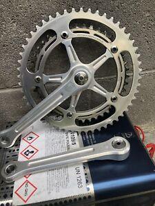 campagnolo Super/nuovo Record Bicicletta Da Corsa Guarnitura Per Colnago