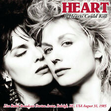 Heart-IF Hearts Could Kill (live radio broadcast...) - 2cd - 735004