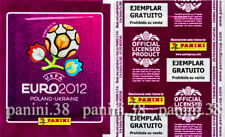 "ULTRA RARE !! FREE SPANISH Pochette ""EURO 2012"" packet, tüte, bustina PANINI"