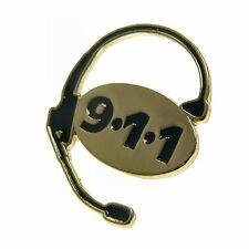 911 EMT Emergency Ambulance Firefighter Rescue Dispatcher Lapel Pin Tie Tac