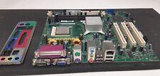 Dell Cn-0cf458-70821 0cf458 Socket 478 Micro ATX Intel Motherboard+CELERON 2.53G