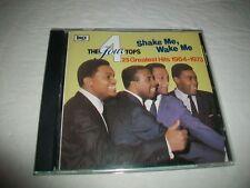 FOUR TOPS - CD - 25 GREATEST HITS 1964 - 1973 - SOUL - FUNK  - RAVEN - OOP