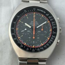 Vintage OMEGA Speedmaster Mark 2 Racing Dial Chronograph Manual Wind Cal 861