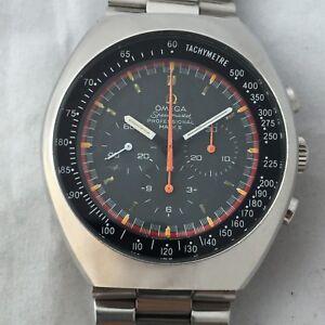 Vintage OMEGA Speedmaster Mark 2 Racing Dial Chronograph Manual Wind Cal 861