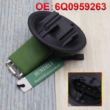 Heater Blower Air conditioning Fan Resistor for Skoda Fabia Roomster VW Fox Polo