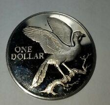 1972 Trinidad and Tobago 10th Anniversary Dollar