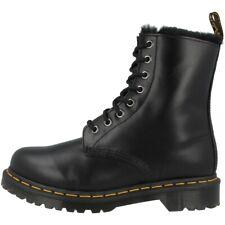 Dr. Martens 1460 Serena Boots 8-Loch Leder Stiefel Boot dark grey atlas 26238021