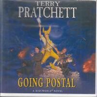 Terry Pratchett Going Postal Discworld 33 11CD Audio Book Unabridged Fantasy