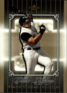 2005 Classic Clippings BB #s 1-125 +Inserts (A7310) - You Pick - 10+ FREE SHIP