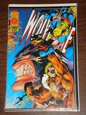 WOLVERINE #90 VOL1 MARVEL WOVERINE BATTLES SABRETOOTH FEBRUARY 1995