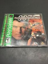 Tomorrow Never Dies (Sony PlayStation 1PS1, 1999) Complete - Tested - VG+