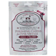 Cape Cod Polishing Cloth - Two Cloths per Pack