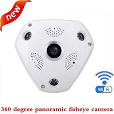 Fisheye 360 Degree Panorama IP WIFI CCTV Camera Wireless HD 960P 1.3MP VR camera