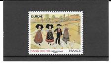 FRANCE 2009.TABLEAU HANSI JEAN-JACQUES WALTZ.TIMBRE AUTOAD. OBLITERE Y&T: n° 370
