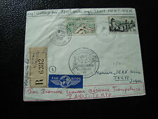 FRANCE - enveloppe 8/4/1958 (cy54) french
