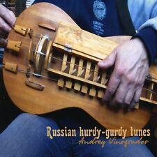Andrey Vinogradov - Russian Hurdy-Gurdy Tunes [New CD]