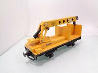 LGB Spur G 4042 Matra Kranwagen Orange HS2395 o.