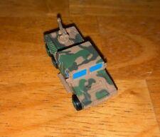 MICRO MACHINES LGTI Traxxon Raider Hummer Vintage 1995 Green Camo