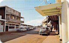 Lahaina Hawaii Front Street ? 1960's