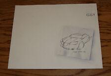 Original 2005 Pontiac G6 Deluxe Sales Brochure 05