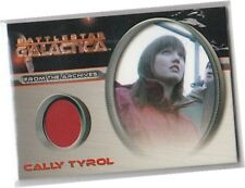 Battlestar Galactica Season 4 (Four) - C43 Cally Tyrol - Jacket - Costume Card