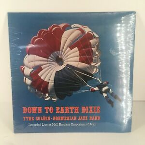 Ytre Sulöen- Norwegian Jazz Band- Down To Earth Dixie- Vinyl LP Record BRAND NEW