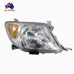 HeadLight Right For Toyota Hilux SR SR5 Workmate GGN KUN TGN Ute 05-08 Driver RH