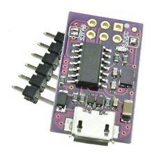 5V Micro USB Tiny AVR ISP ATtiny44 USBTinyISP Programmer For Arduino Bootloader