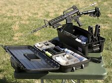 Ultimate Gun Cleaning Tool Box Tactical Range Box Maintenance Storage Rifle Fork