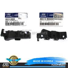 GENUINE Front Bumper Bracket LH RH for 2013-2018 Hyundai Santa Fe OEM 86513B8000