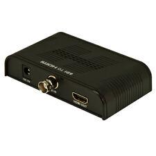 B06 FULL HD SDI a HDMI Adattatore Convertitore Video Fotocamera HDSDI monitor HDMI 1080p