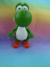 2009 Nintendo Mario Brothers Yoshi Pvc Green Figure