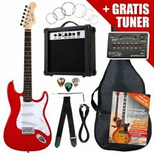 Set chitarre elettriche