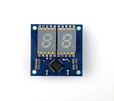 TinyCircuits 7 Segment Display TinyShield Arduino Compatable LED Shield Digital