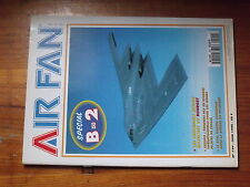 $$1 Revue Air Fan N°199 Special B2 Spirit  Bourget  67th Fighter Squadron
