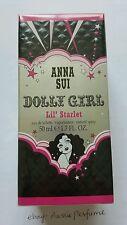 Dolly Girl Lil' Starlet Anna Sui 50ml/ 1.7oz EDT Spray Sealed Box Rare Perfume