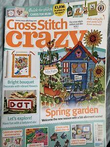Cross Stitch Crazy Magazine 265 March 2020