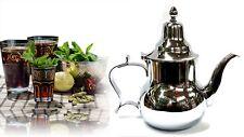 Théière Marocaine  1 litre en inox