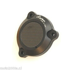COVER CARTER COPRI PERNO FORCELLONE NERO LIGHTECH YAMAHA T-MAX TMAX 530 2013