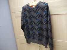 Women's 1980s Geometric Vintage Jumpers & Cardigans