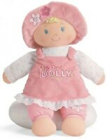 My First Dolly Blonde Hair by Baby Gund Soft Toy Plush 33cm Baby Shower Gift