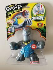 HEROES OF GOO JIT ZU Dino Power ULTRA RARE Braxor BRACHIOSAURUS Dinosaur Toy