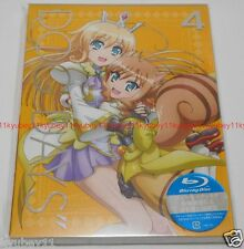 DOG DAYS″ 3rd Season Vol.4 Limited Edition Blu-ray Soundtrack CD Booklet Japan