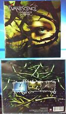 Evanescence - Anywhere But Home (CD/DVD Set, 2004, Wind Up Records, USA)