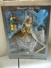 Cinderalla Grayscale Adult Coloring Book Ruth Sanderson Paperback 48 Images New
