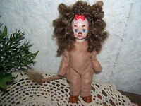 MADAME ALEXANDER DOLL WIZARD OF OZ COWARDLY LION 2007